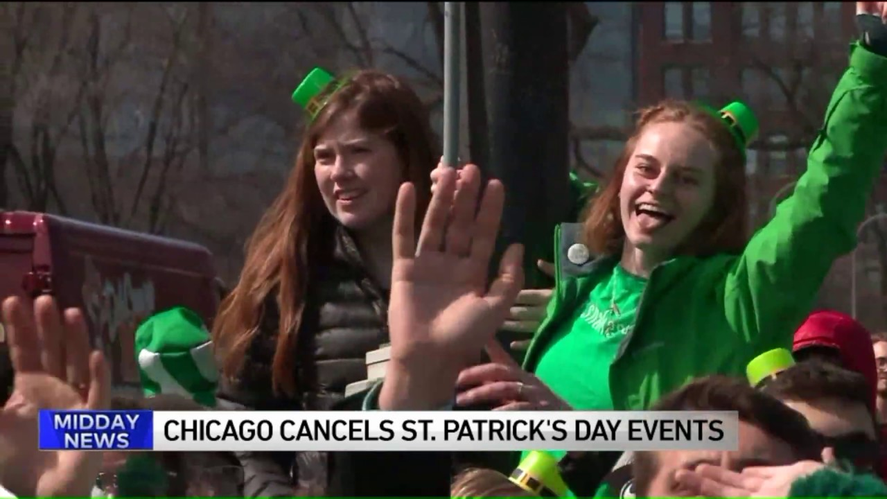 Chicago's St. Patrick's Day Parades, Festivities Postponed Amid ...