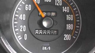 我が相棒サバンナロータリーワゴン、走行200000キロ(オドメーター丸2...