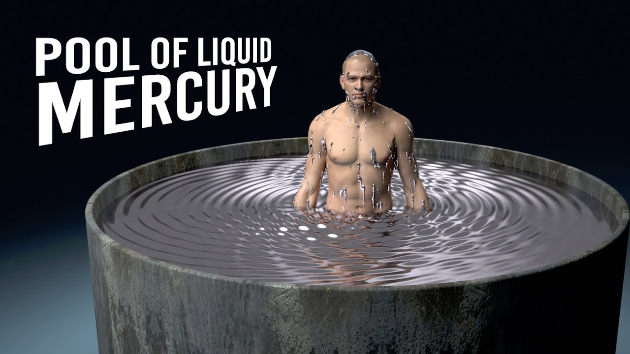 Download What If You Fell Into a Mercury Pool?
