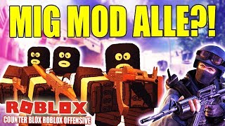 MIG MOD ALLE?! - COUNTER BLOX ROBLOX OFFENSIVE - DANSK ROBLOX - [#5]
