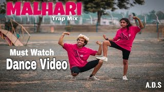 Best Dance Choreography On Malhari-  Tribute To King's  | Choreography By Rohit | ADS