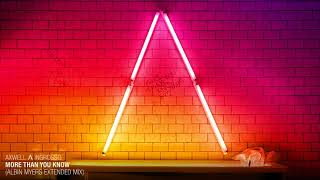 Скачать Axwell Λ Ingrosso More Than You Know Albin Myers Extended Mix