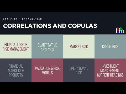 Correlations Copulas   7