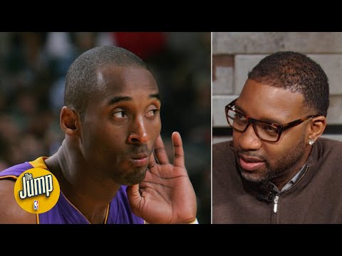 I would have never done load management against Kobe - Tracy McGrady | The Jump