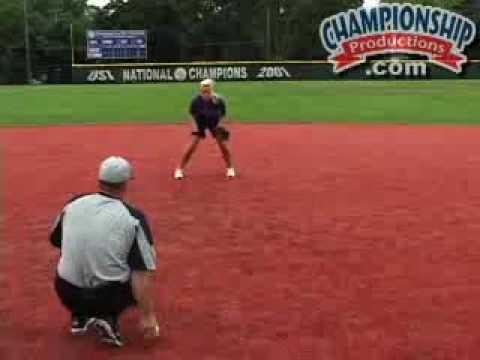 John Tschida:  Mega Softball Drills - Fielding