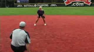 john tschida mega softball drills fielding