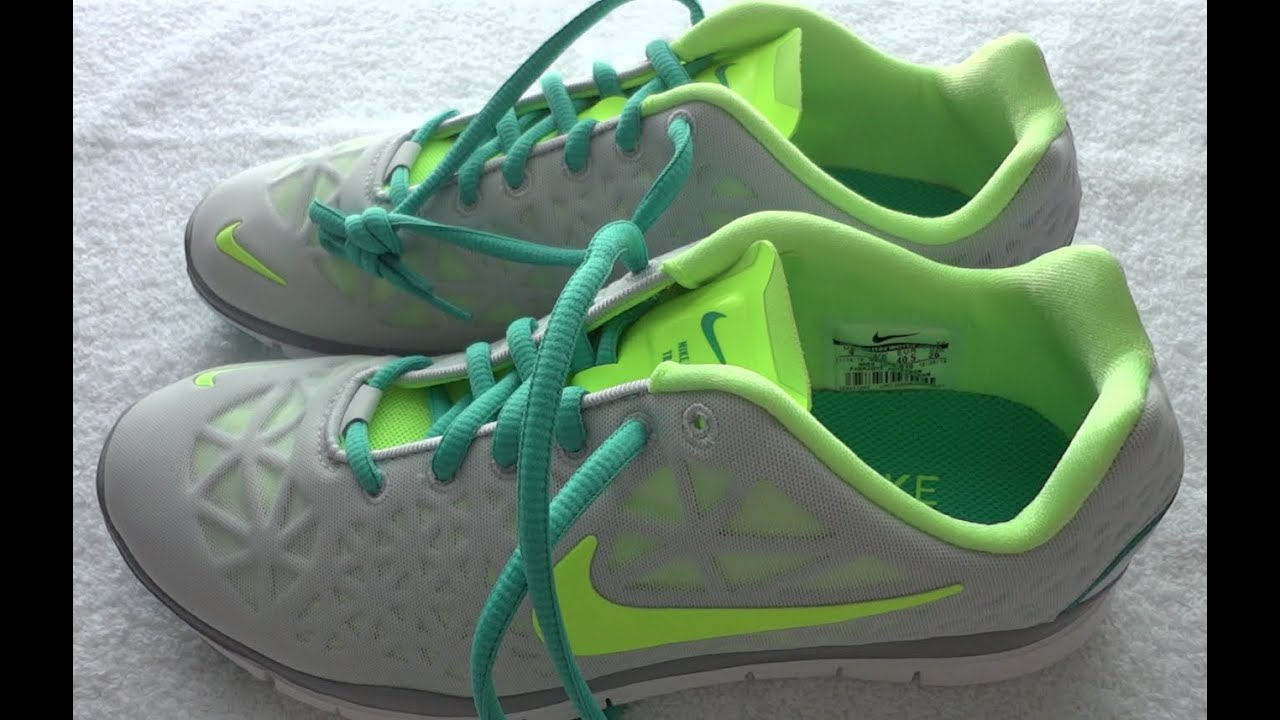 NIKE Free Trainer Shoes TR FIT 3 Review of NIKE Sneakers for CrossFit Cross  Training - YouTube