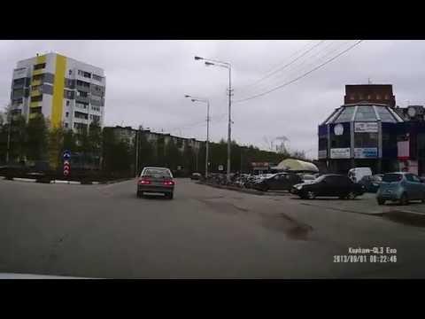ул. Майская (кольцевое движение)