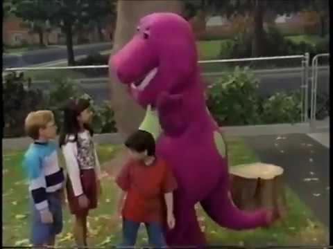 Barney I Love you Song (1991 & 1993 Versions Mixed)