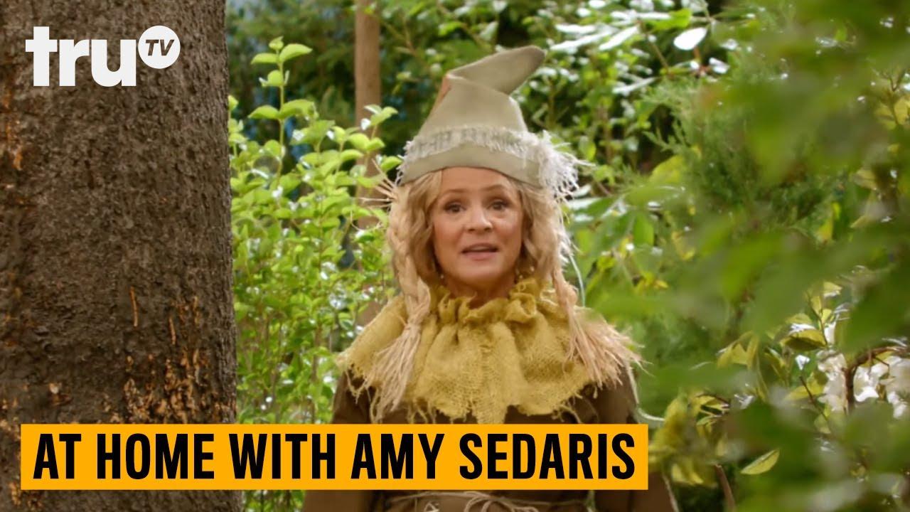 Amy Sedaris Naked amusing monday: amy sedaris comedy skewers domestic tv shows