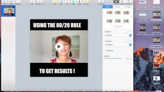 How To Easily Make A Square Video or Meme On A Mac