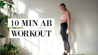 💥10 MINUTE AB WORKOUT 💥* NO EQUIPMENT *