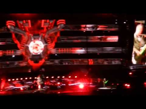 Muse - Unsustainable (Live at Rome) Multicam/BD Audio