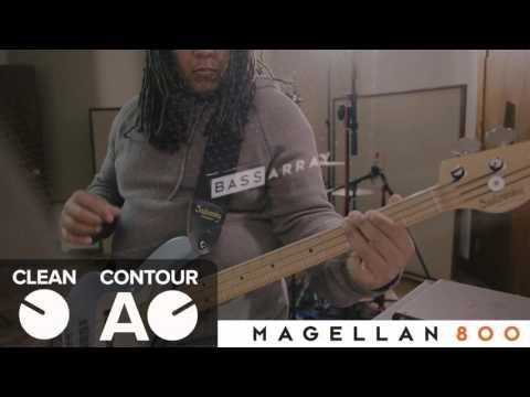 Genzler Amplification Magellan 800 Bass Amplifier Demo