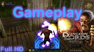 Dungeon Lords MMXII 2012 Gameplay HD