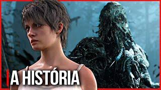 A HISTÓRIA COMPLETA DE RESIDENT EVIL 7: END OF ZOE