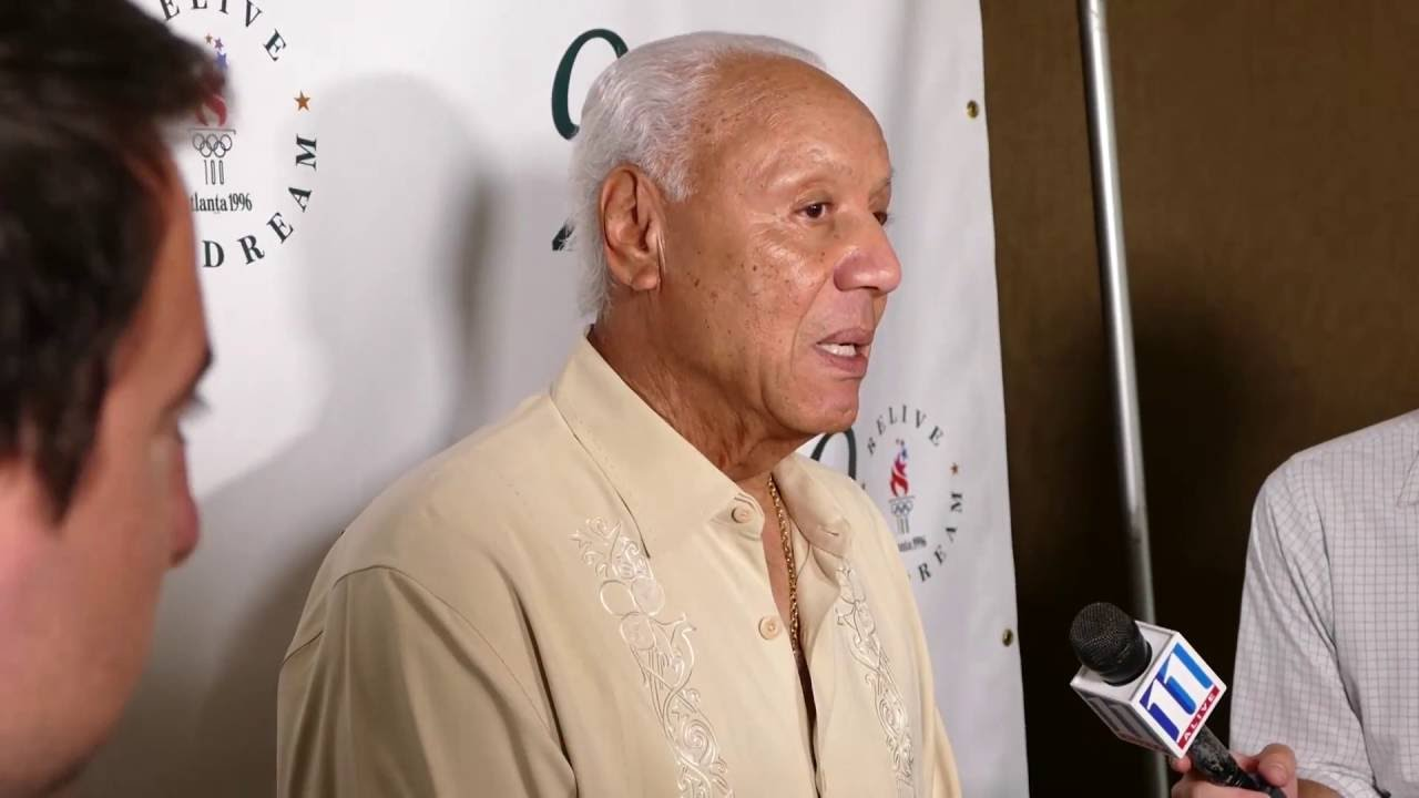 Lenny Wilkens Remembers Centennial Olympic Park Bombing