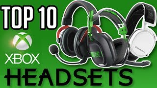 Best Gaming Headsets for 2019 | Top 10 XBOX