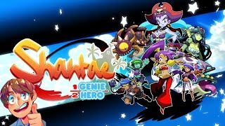 Gamma Review|Shantae Half Genie Hero Review (PS4/WiiU/Vita/XBO/PC)
