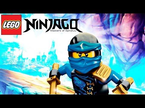 ЛЕГО НИНДЗЯГО Выше Облаков. Лего игры / LEGO NINJAGO Skybound