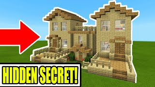 Large Starter House Tutorial - Idistracted