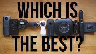 THE BEST 360 CAMERA OF 2019 IS....