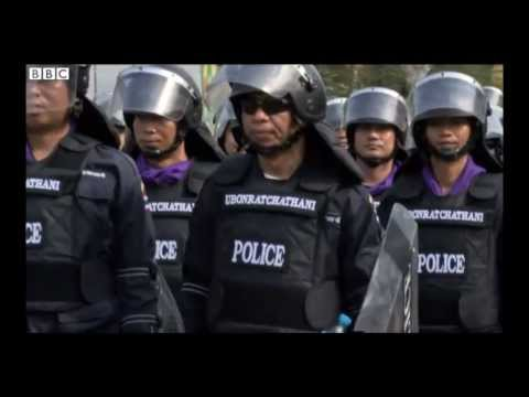 Thailand poll talks amid fresh anti-government protests