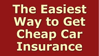 How to Get the Cheapest Car Insurance Quote Online: Car Insurance Tips