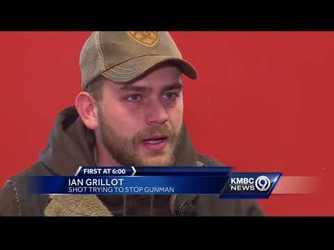 Magazine names Olathe bar shooting victim as one of 2017's heroes