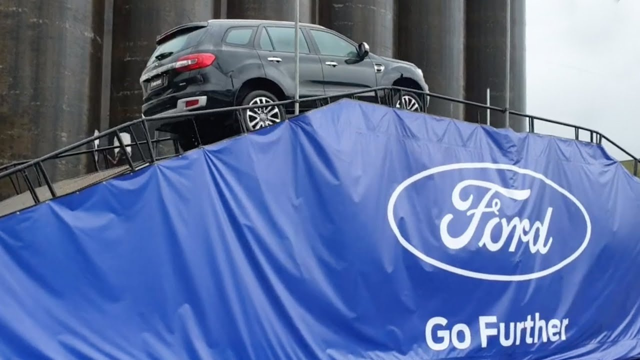 2020 Ford Everest Launch