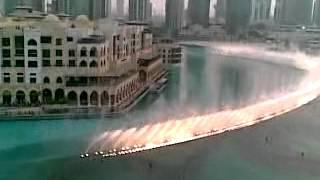 Ashwin Gondaliya Water Show From Dubai