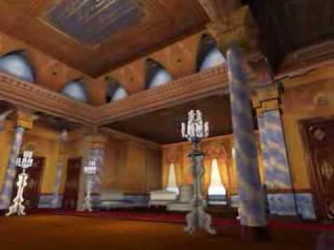 Beylerbeyi Sarayı - Beylerbeyi Palace 3D
