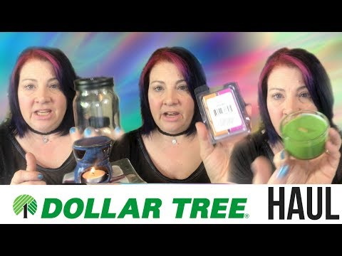 Dollar Tree Haul May 16 2017 | Mason Jar Tea Lights & Wax Melts