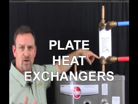 Plate Exchangers Installation Youtube