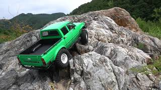 RC4WD TRAIL FINDER 2 LWB MOJAVE II │Toyota Hilux Off Road #6