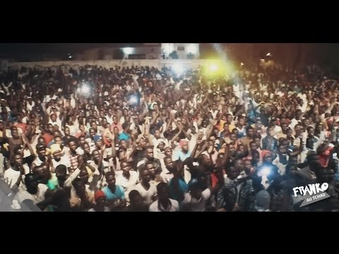 FRANKO à N'Djaména - TCHAD [Video by Landry Toukam Films] (Music Camerounaise)