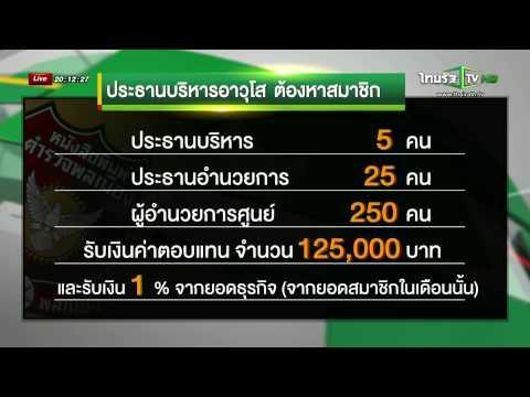 เงินลูกโซ่ นสพ.ตำรวจพลเมือง ตอน 2 | 20-07-58 | ไทยรัฐนิวส์โชว์ | ThairathTV