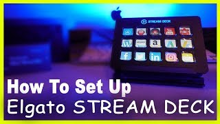 How To Set Up Hot Keys - Elgato Stream Deck On Mac