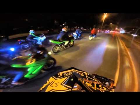 Jakarta Kawasaki Ninja-SOTR 2014 With ALL KNI Part 2