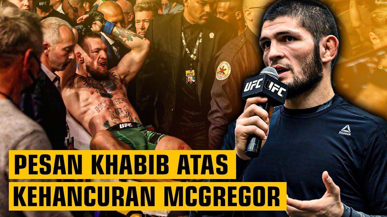 Interview Khabib Usai Poirier vs McGregor III (Subtitle Bahasa Indonesia)