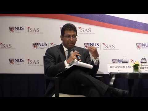 ISAS Public Forum : The Indian Ocean - Part 2 (9 Jan 2017)