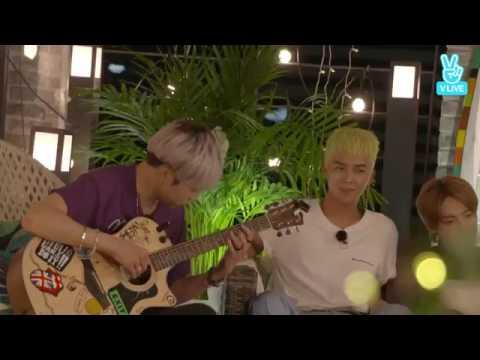 Winner - Island ( acoustic version)
