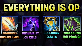 The New Season 11 Mythic Items Will Make Everything Super OP | League of Legends New Items