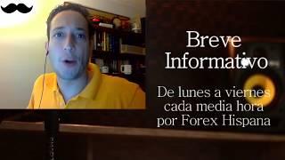Breve Informativo - Noticias Forex del 6 de Noviembre del 2017