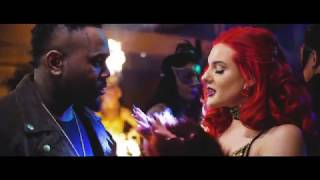 Смотреть клип Justina Valentine Feat M80 - Crushin On You