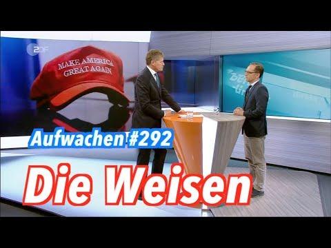 Aufwachen #292: Putin, Iran-Deal, Macron & bayrisches Polizeigesetz