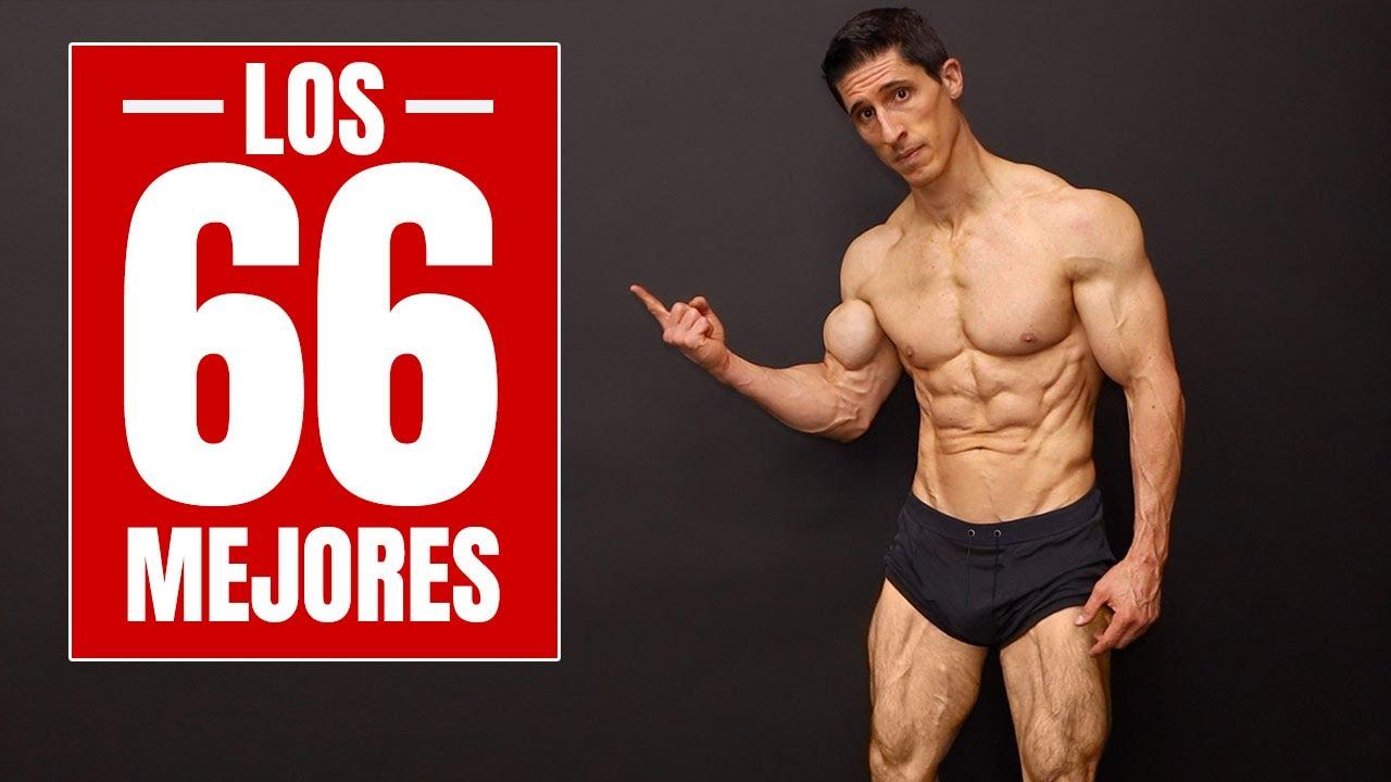 Jeff Cavaliere | 66 Ejercicios con Peso Corporal ¡LOS MEJORES!