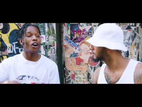 Hip-Hop - Swizz Beatz & A$AP Rocky tour The Bronx, New York - Unravel Travel TV