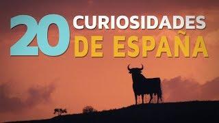 20 Curiosidades de España 🇪🇸 | El país del sol y la gastronomía