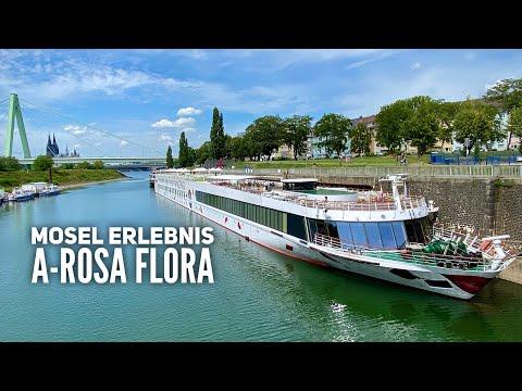 Flusskreuzfahrt Mosel Erlebnis mit Arosa Flora
